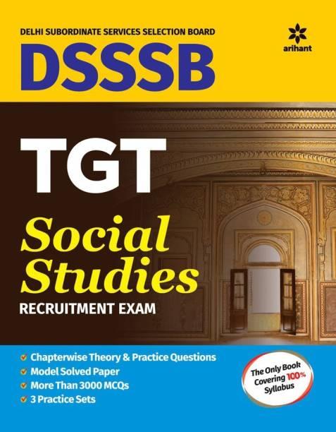 Dsssb Tgt Social Studies Guide 2018