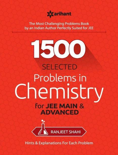 A Problem Book in Chemistry for Iit Jee