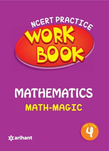 Ncert Practice Workbook Mathematics with Magic Class 4 - Math - Magic : Class 4