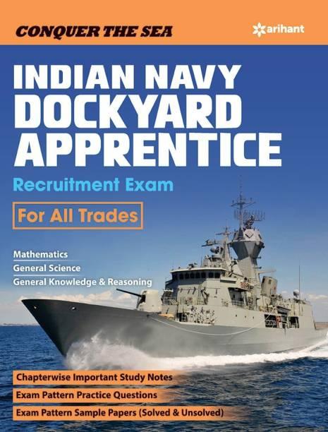 Naval Dockyard Apprentice Recuitment Exam