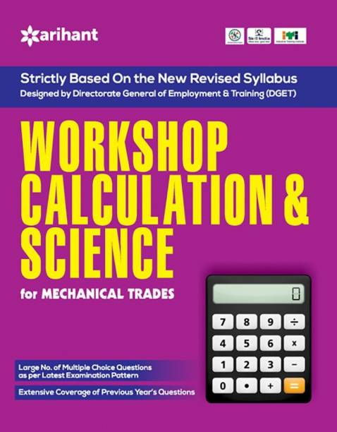 Workshop Calculation and Science for Mechanical Trades