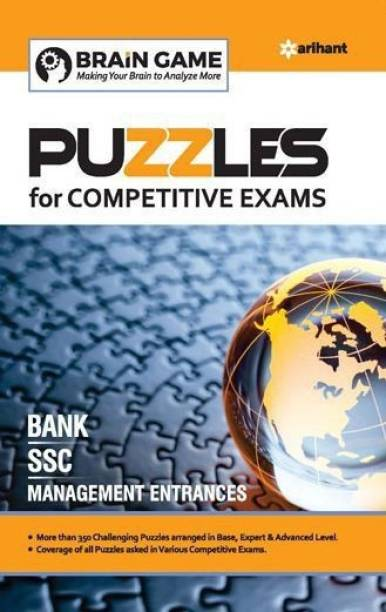 Brain Game Puzzels for Competitive Exams