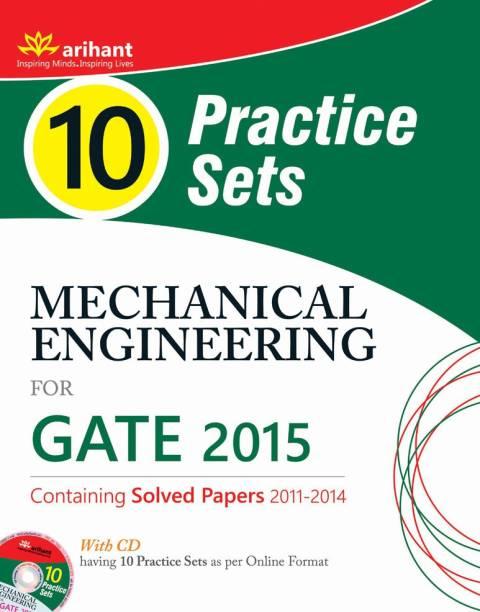 Practice Workbook - Mechanical Engneering for Gate 2014 - 10 Practice Sets
