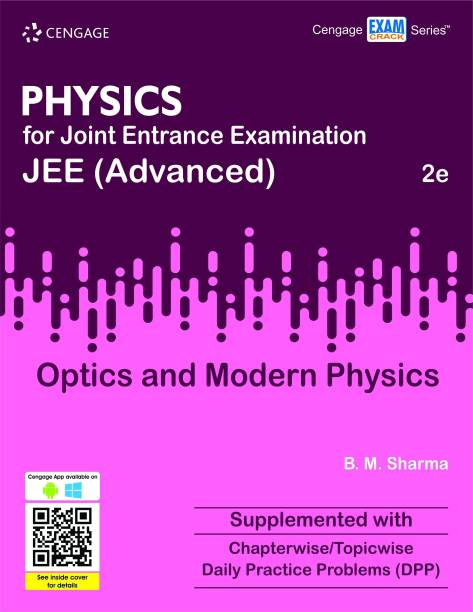 Physics for Joint Entrance Examination Jee (Advanced) Optics and Modern Physics - Supplemented With Chapterwise/Topicwise Daily Practice Problems (DPP)
