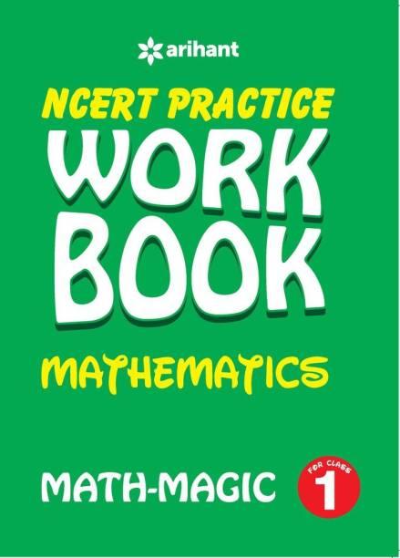 Ncert Practice Workbook Mathematics with Magic Class 1 - Math - Magic : Class 1