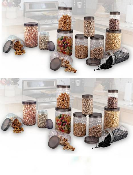 Filox  - 275, 625, 1225 Plastic Grocery Container