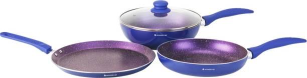 WONDERCHEF Induction Bottom Cookware Set