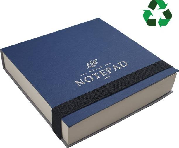 imagine Products RECYCLE PAD Mini Note Pad NON RULLED 332 Pages