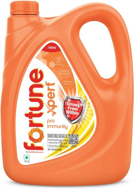 Fortune Xpert Pro Immunity Blended Oil Can