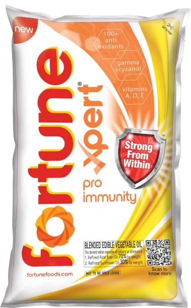 Fortune Xpert Pro Immunity Oil Blended Oil Pouch