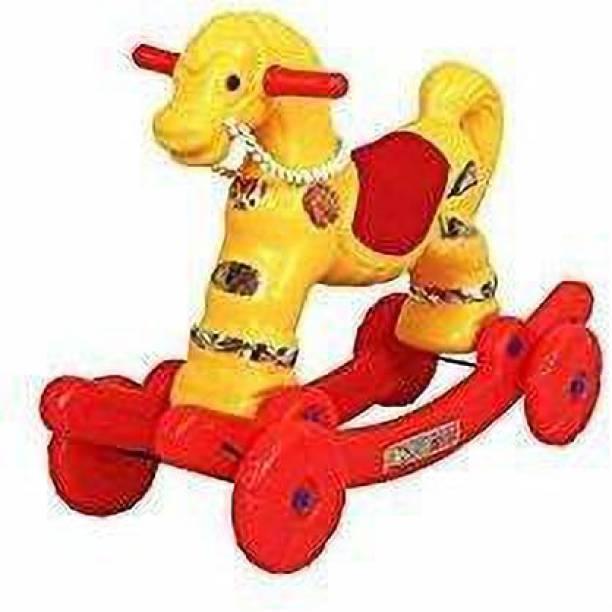 BlackFumes Baby Horse Rider for Kids 1-5 Years Birthday Gift for Kids/Boys/Girls