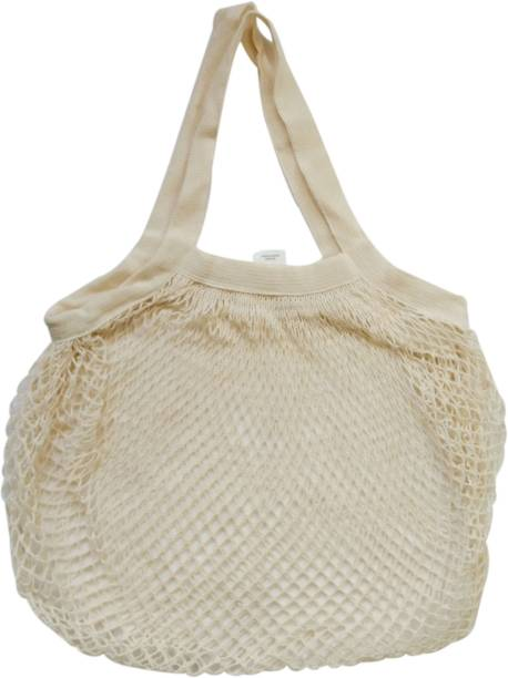 COTTON CANDY Net Bag for Fruits and Vegetables Grocery Bag
