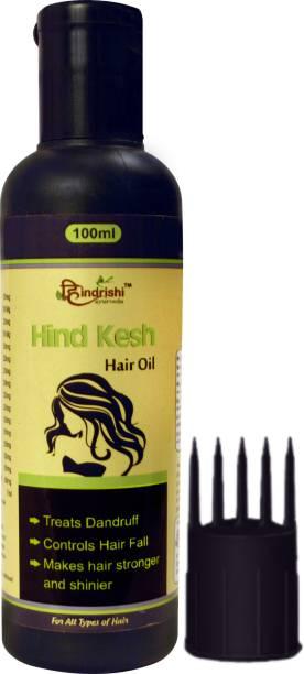 HindrishiAyurveda Hind Kesh Oil