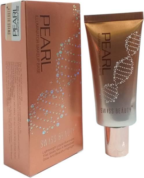 SWISS BEAUTY Pearl Illuminator Makeup Base Highlighter
