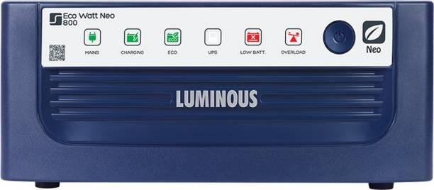LUMINOUS EcoWattNeo-800 Eco Watt Neo 800 Square Wave Inverter