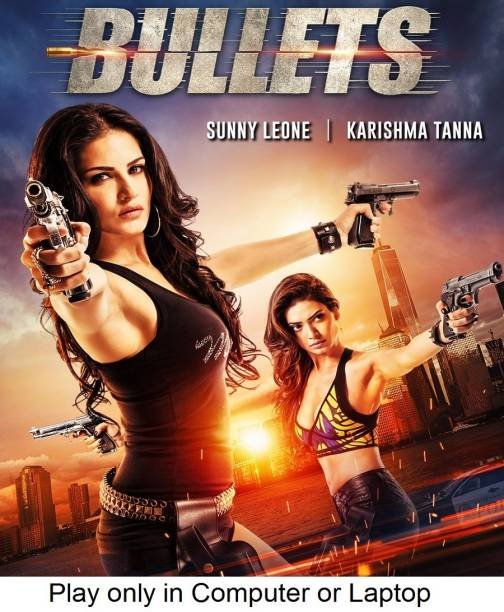 Bullets Season 1 (2021) HD print clear audio it's burn DATA DVD play only in computer or laptop it's not original without poster