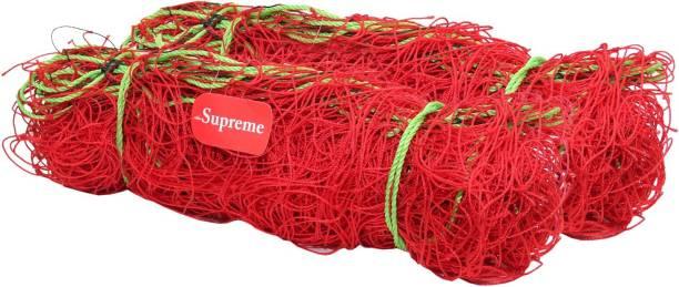 Supreme Football Net Nylon_1XP (Heavy) UV Treated (Pack Of 1 Pair ) Football Net