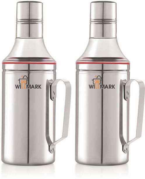 WILLMARK 1000 ml Cooking Oil Dispenser Set