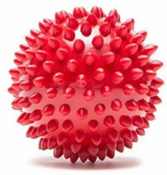 Unicorn Rubber Stud Spiked Ball for Dogs & Puppies, 3 Inch Plastic Fetch Toy, Training Aid, Squeaky Toy Rubber Ball For Dog & Cat