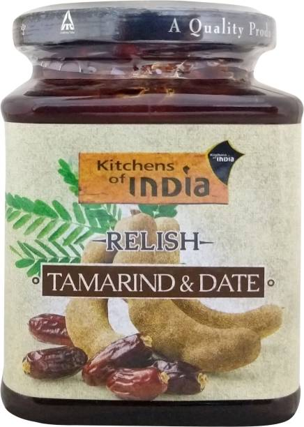 Kitchens of India Tamarind and Date Dip