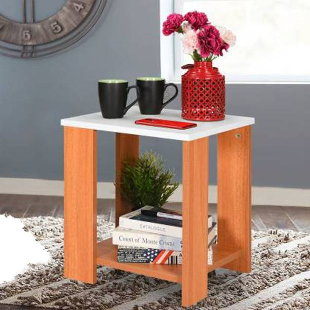 METSMITH Stamy Plus Engineered Wood Bedside Table