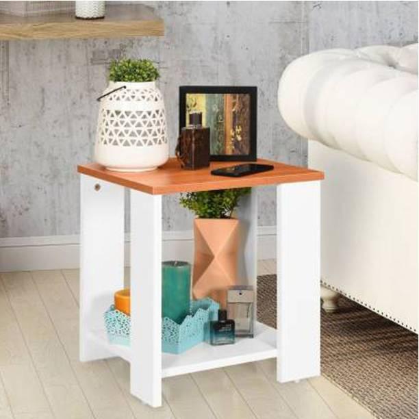 METSMITH Stamy Plus Engineered Wood Bedside Table