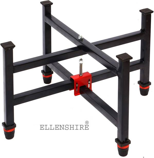 ELLENSHIRE ® Iron Adjustable & Foldable Carrom Stand