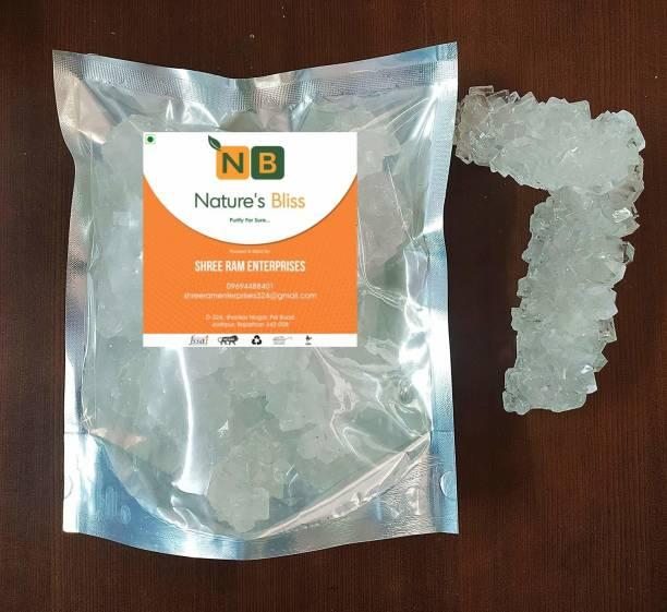 Nature's Bliss Dhaga Mishri 900gm Quality Product [Thread Crystal] Sugar