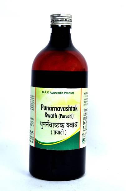 DAV Pharmacy Punarnavashtak Kwath