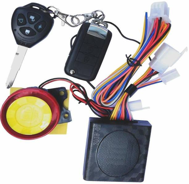 X-speed Two-way Bike Alarm Kit