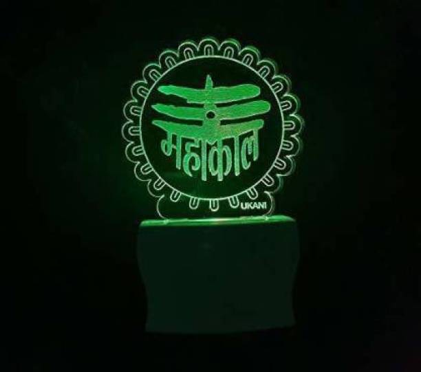 DONICY MAHAKAL NEW Night Lamp Night Lamp (10 cm, Multicolor) Bike Handlebar Weights
