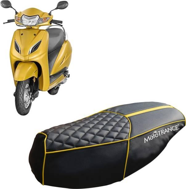 MOTOTRANCE MTSC36166-1 Single Bike Seat Cover For Honda Activa 5G