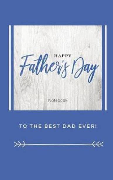 Happy Father's Day Notebook