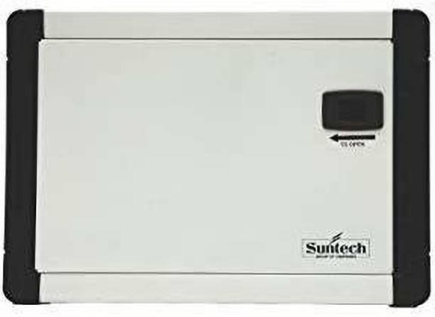 Suntech Industries 14 Way SPN Metal Double Door Distribution Board MCB Box Distribution Board