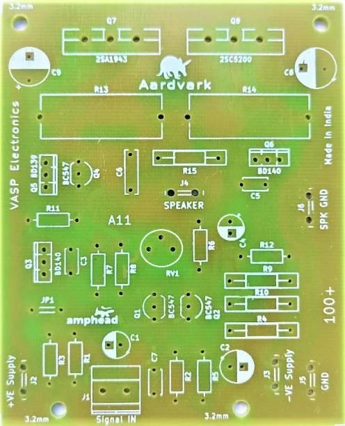VASP Electronics 100 watt Amplifier PCB board Electronic Components Electronic Hobby Kit