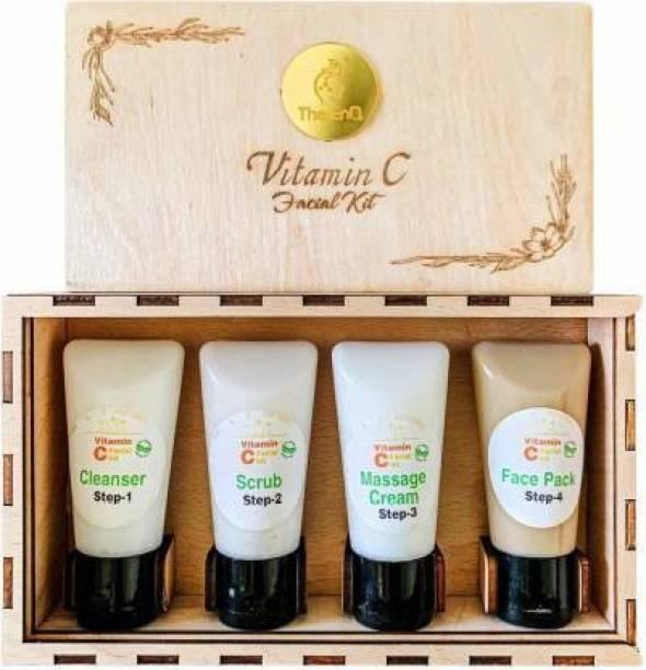 THE ENQ Vitamin C Skin Lightening Facial kit