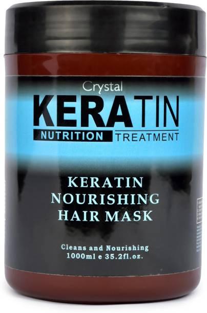 crystal Keratin Deep Nourishing Hair Mask | 1000 ml |