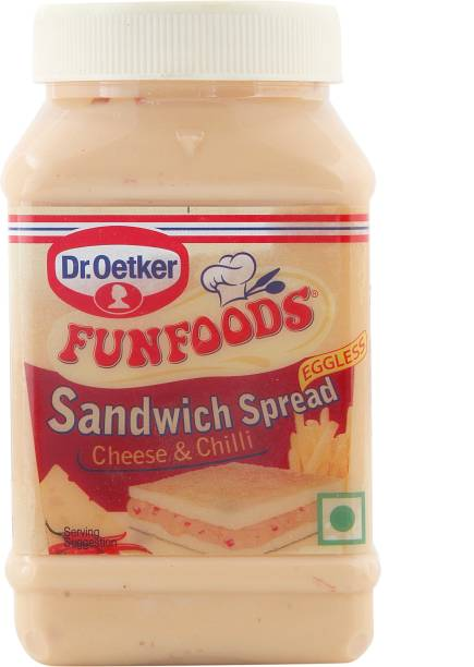 FUN FOODS Sandwich Spread Cheese and Chilli 250 g