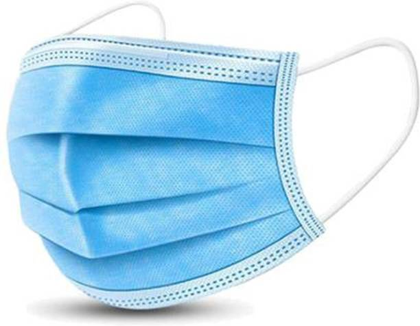 Hexton high quality mask with inbuilt nose pin SM-100-BL Reusable Surgical Mask