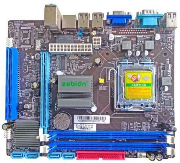 zebion G31 RAPID SOCKET 775 Motherboard