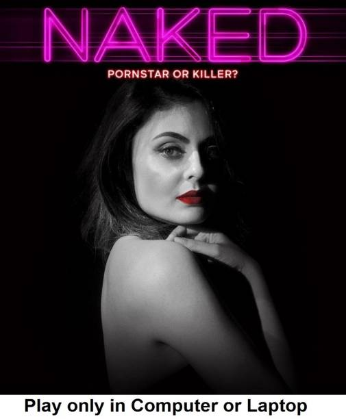Naked (2020) HD print clear audio it's burn DATA DVD play only in computer or laptop it's not original without poster