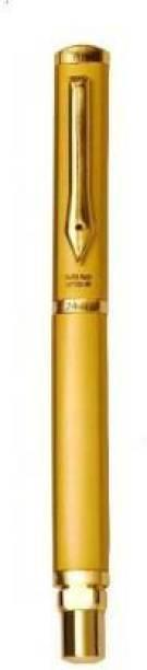 izone tringle Picasso Parri 24 CT Gold Plated Triangle Roller Ball Pen Ball Pen