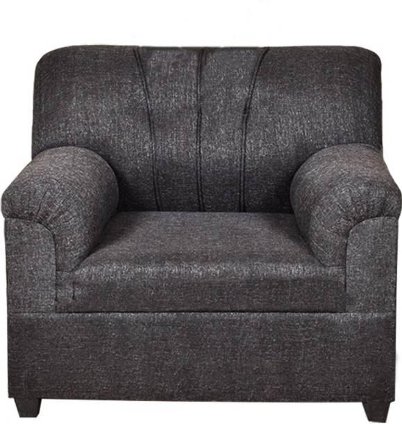 HMG Fabric 1 Seater  Sofa