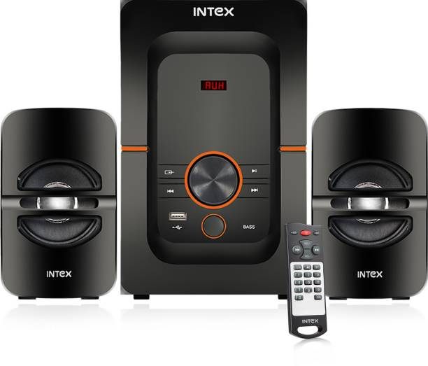 Intex 2.1 Bang Plus FMUB OS 54 W Bluetooth Home Theatre