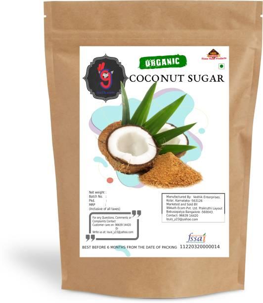 99Auth Pure nariyal Sugar Pure No Adulteration No Preservative 100g Sugar