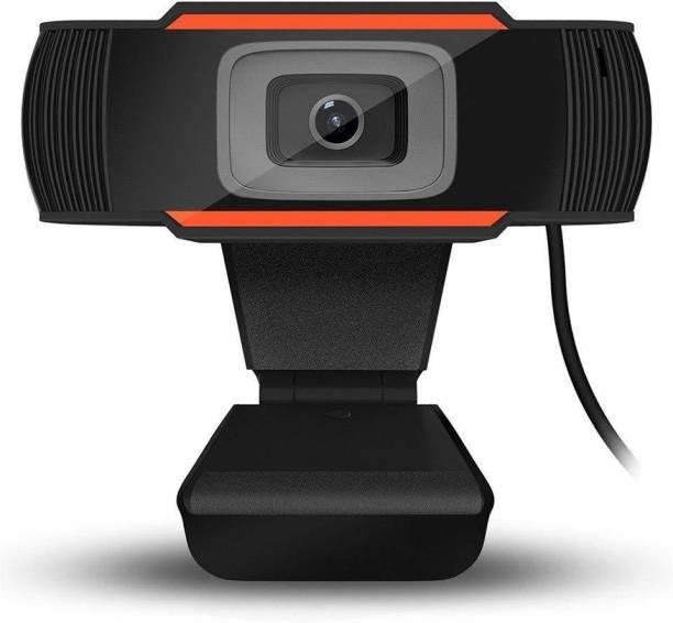 V.T.I Webcam with Microphone, HD Webcam 1080P Web Cameras for Computers Laptop, Desktop PC Camera USB Webcam for Laptop Streaming, Video Calling  Webcam