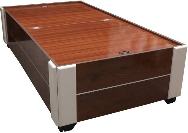 Audacious Engineered Wood Single Box Bed