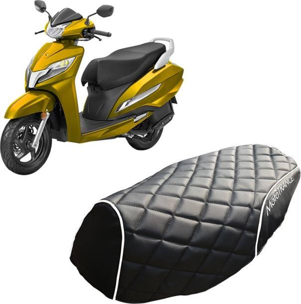 MOTOTRANCE MTSC36139-1 Single Bike Seat Cover For Honda Activa 125