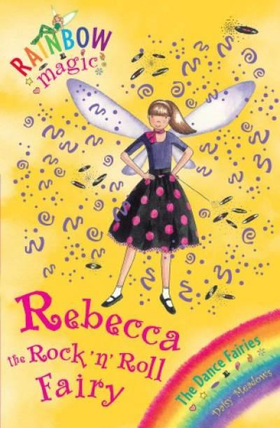 Rainbow Magic: Rebecca The Rock 'N' Roll Fairy