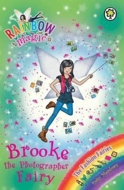 Rainbow Magic: Brooke the Photographer Fairy